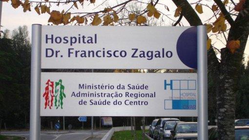 """Covid-19: Ordem dos Médicos diz que """"é seguro"""" utentes voltarem ao Hospital de Ovar"""