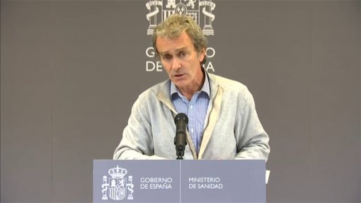 Covid-19: Responsável sanitário espanhol considera ter havido evolução muito boa em Portugal