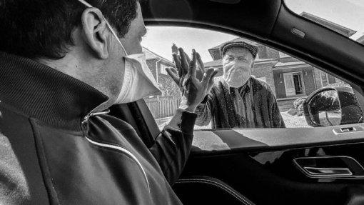 Covid:19: Lusodescendente documenta pandemia através da fotografia