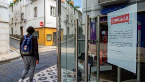 Covid-19: Portugal com mais seis mortos e 345 novos casos confirmados