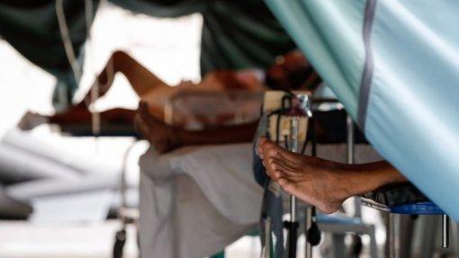 Covid-19: Pandemia acelerou e está a aumentar rapidamente em África