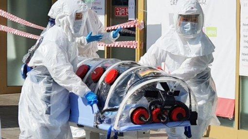 Covid-19: Mais de 660 mil mortos e 16,7 milhões de infetados em todo o mundo