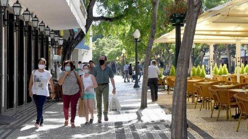 Covid-19: Número de casos ativos sobe para nove na Madeira