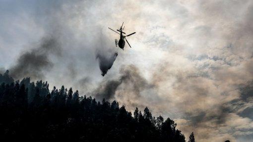 Incêndios: Risco máximo em seis distritos do interior Norte