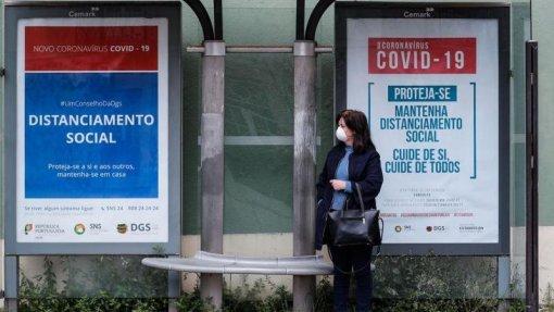 Covid-19: Mais duas mortes e 255 novos casos de infeção - DGS