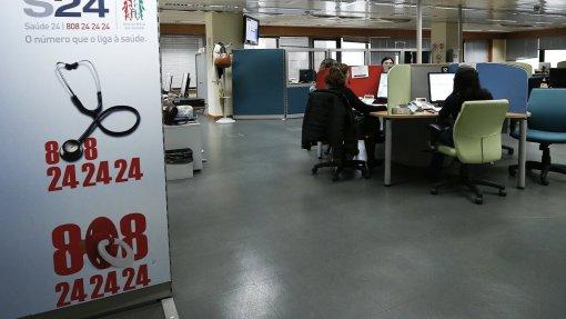 Covid-19: Governo investe 36,7 milhões na linha SNS24 nos próximos três anos