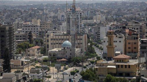 Covid-19: Bebé de seis meses morre em Gaza, que regista recorde de contágios