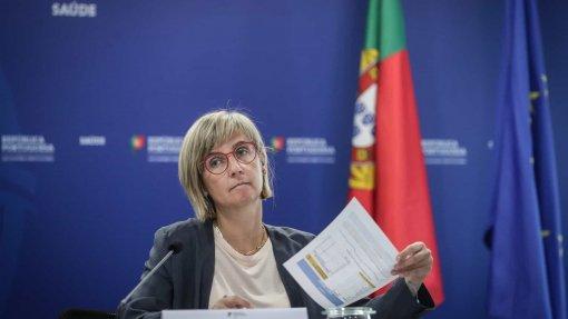Covid-19: Ministra diz que é possível inverter agravamento da situação com medidas certas