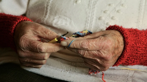 Idosos que estão em lares ou centros de dia têm várias doenças e dependência - Estudo