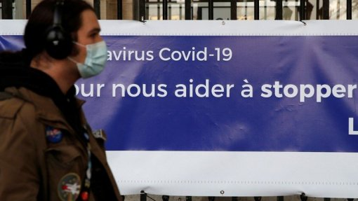 Covid-19: Quase toda a Europa reforçou medidas de combate e está confinada