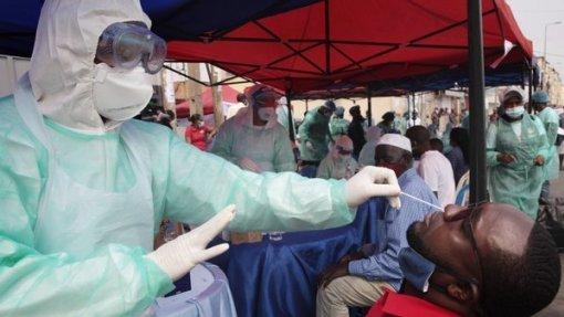 Covid-19: Segunda vaga está a ser mais mortífera em África - Africa CDC