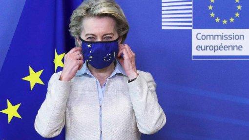 """Cimeira Social: Von der Leyen acredita que evento mostrará que Europa """"pode cumprir"""""""