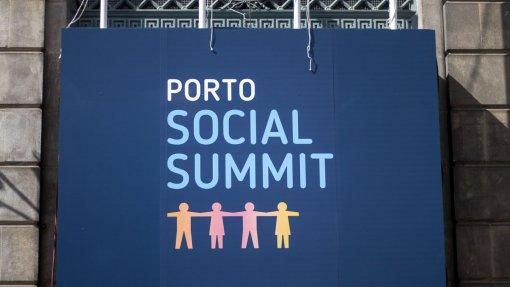 """Cimeira Social: Todas as questões vão ser discutidas """"às sete horas e um minuto"""""""