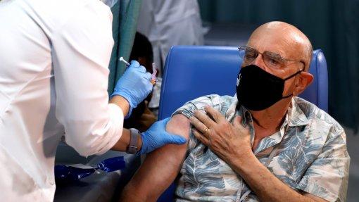 Covid-19: Regulador europeu solicita informações sobre infeções cardíacas em pessoas vacinadas