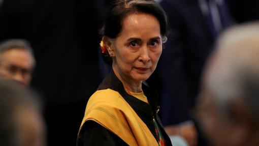 Myanmar: Human Rights Watch pede libertação imediata de Aung San Suu Kyi