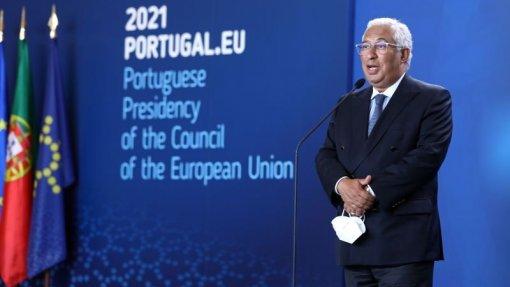 UE/Presidência: Certificado covid-19 permite viajar em liberdade e segurança – Costa
