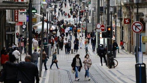 Covid-19: Portugal é décimo país da UE com menos novos casos diários
