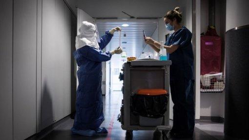 Covid-19: Sete mortes, 306 infeções e aumento dos internamentos nas últimas 24 horas